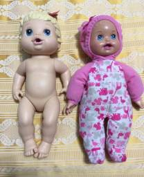 Baby Alive e Little Mommy Lote