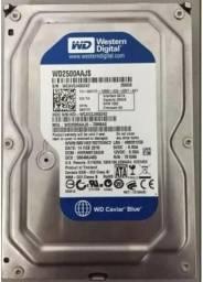 Hd 250GB Western Digital Blue Wd2500aajs