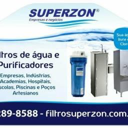 Bebedouros e purificadores de água Superzon