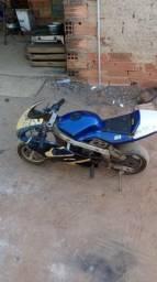 Vendo mini moto para criança