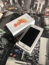 IPhone 6s 32 Rose na Garantia veja a foto