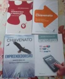 Livros para Administração