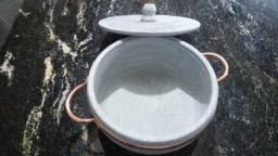 Fregideira de pedra sasão 4 litros