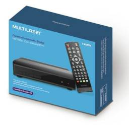 Conversor e gravador Digital de TV RE219 Multilaser