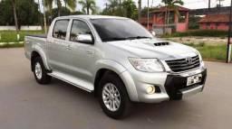 Toyota Hilux Cabine Dupla SRV 4x4 3.0 - 2015
