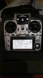 Rádio Futaba T10CHG 2.4 ghz