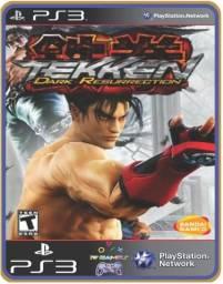 Título do anúncio: Ps3 Tekken 5 Dark Ressurection