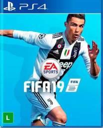 Fifa 19 PS4 Português
