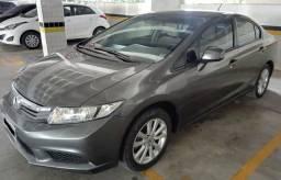 Honda Civic 1.8 LXS 2012 - Completo - 2012