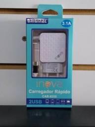 Carregador original Inova 3.1