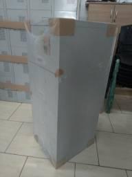 Arquivo de aço 04 gavetas com chave Novos para pasta suspensa