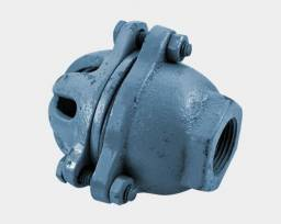 Título do anúncio: Valvula De Pé Ferro Fundido Azul 1 Polegada