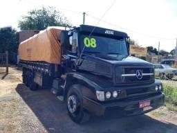 MB 1620 Graneleiro Truck ano 2008 - 2008
