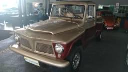 Ford F75 - Raridade Pra Colecionador - 6 Cilindros - 110 Cv - 1975/1975 - Gasolina !!!