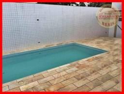 Casa com 5 dormitórios à venda, 213 m² por R$ 1.000.000 - Solemar - Praia Grande/SP