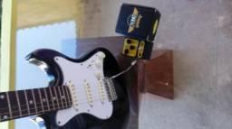 Guitarra Strinberg+Pedal drive Nig