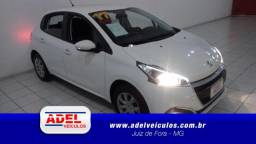 PEUGEOT 208 2017/2017 1.2 ACTIVE 12V FLEX 4P MANUAL