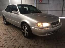 Corolla 1.8 XEI completo automático - 2001