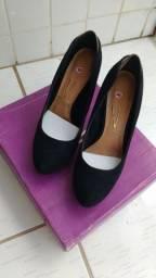 Vendo sapato, nunca foi usado, estado em perfeitas condições