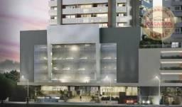 Título do anúncio: Sala à venda, 36 m² por R$ 270.000,00 - Boqueirão - Praia Grande/SP