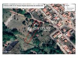Área à venda, 4867 m² por R$ 410.000,00 - Parque Haiala - Aparecida de Goiânia/GO
