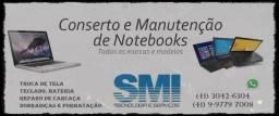 Reparo e Orçamento do seu Notebook/Computador
