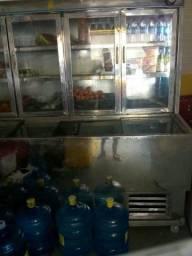 Freezer Grande Para Comércio