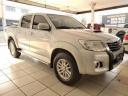 Toyota hilux 2014 3.0 srv top 4x4 cd 16v turbo intercooler diesel 4p automÁtico - 2014