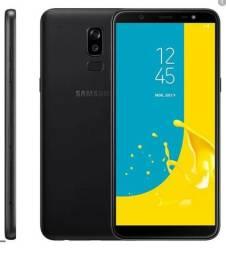 Samsung J8 - preto 64gb