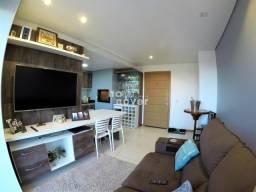 Apartamento Semi Mobiliado 2 Dorm, 2 Vagas, Elevador - Próximo ao Colégio Fátima
