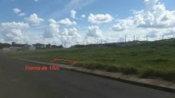 Terreno de 425m², cidade Jardim, Catanduva-SP