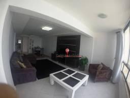 Apartamento com 3 dormitórios para alugar, 130 m² por R$ 2.000,00/dia - Centro - Balneário