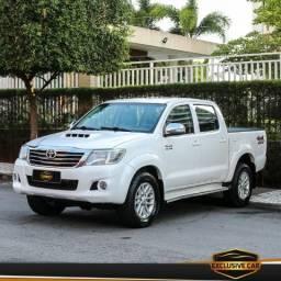 Toyota Hilux 3.0 Srv Diesel 4x4 2012 - 2012