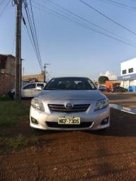 Corolla xei top - 2009