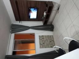 Alugo excelente apartamento 3/4 mobilhado no condomínio Citta Maris