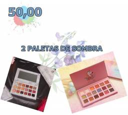 2 Paleta de sombra beauty jean miss