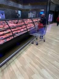 Expositor de carnes para Acougue e supermercado JM