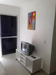 Apartamento 1/4 com suíte - Condomínio Jardins Lauro de Freitas
