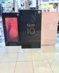 Xiaomi Mi Note 10 128GB - Preto - Lacrado