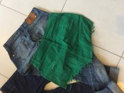 Peças de roupas