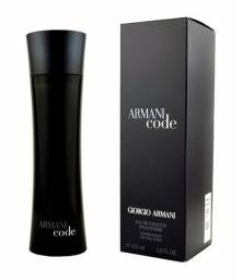 Perfume Armani code 75 ml