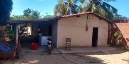 Terreno com casa a venda