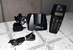 1 Telefone sem fio intelbras
