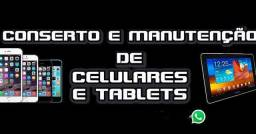 Reparo e conserto de celular e tablet