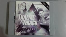 Cd Promocional Thaeme E Thiago Antigo