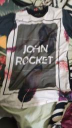 Camisa john john tamanho p nova ac troca