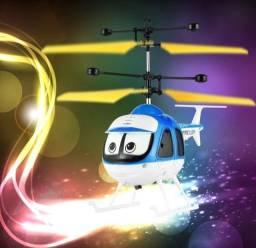 Helicóptero sensor