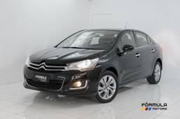 Citroen C4 Lounge Tendance 2.0 Flex 2015 Preto