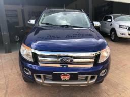 Ford Ranger (Cabine Dupla) RANGER LIMITED 3.2 20V 4X4 CD AU