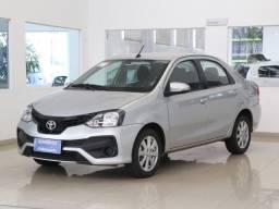 Toyota Etios X Sedan 1.5 2019 impecavel